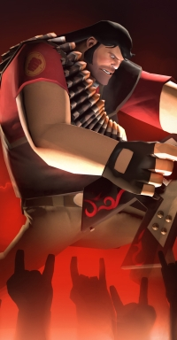 I wouldn't say that TF2 was the greatest spot for chest-pounding machismo, no, but there was enough of a sense running through that I got kind of leery quickly.