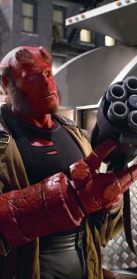 I am pretty certain that Ron Perlman will play this character if you just ask nicely.