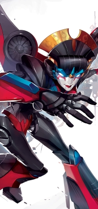 Meanwhile I adore seeing so many more diverse people being fascinated by Windblade's existence.